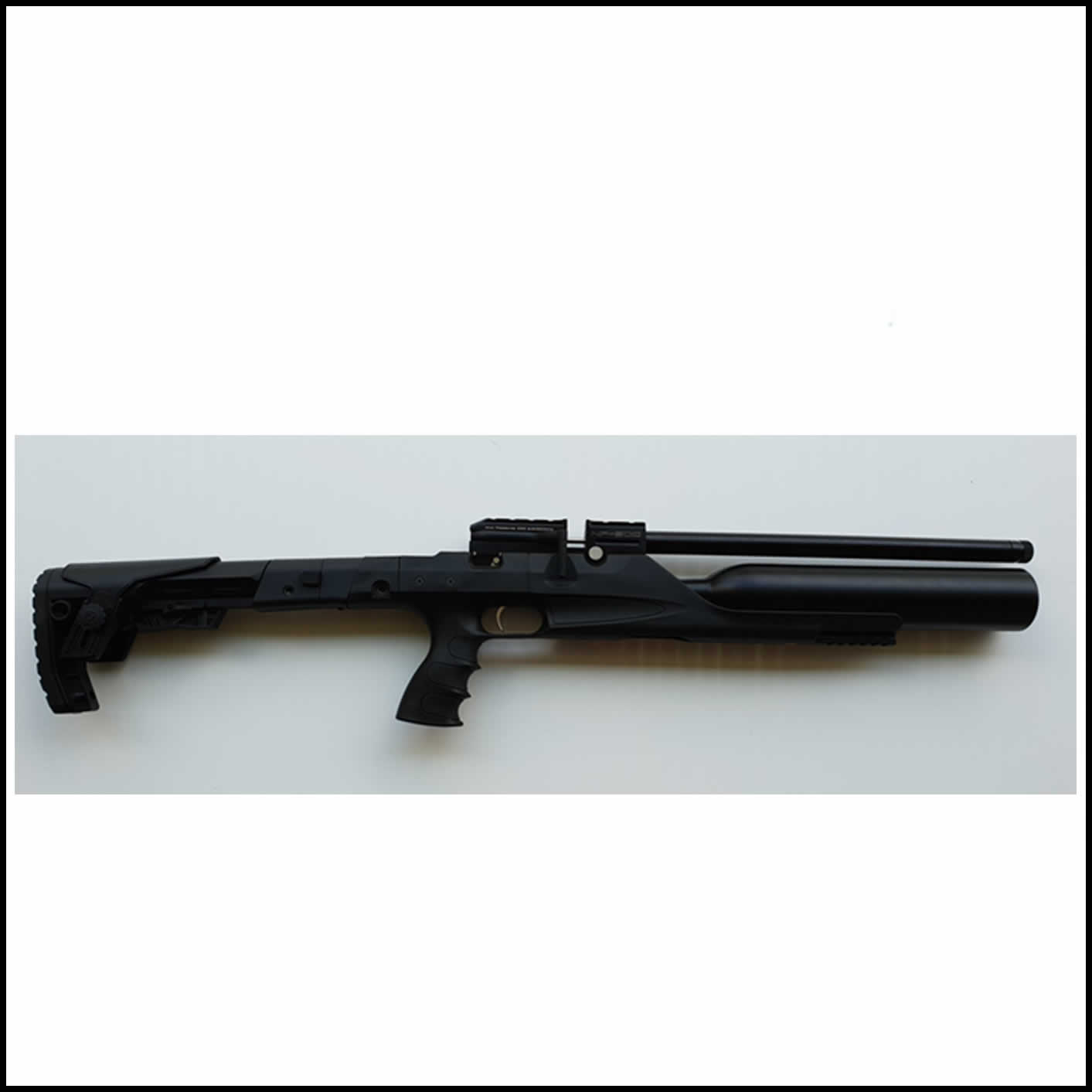KRAL PUNCHER NP500 AIR RIFLE - SYNTHETIC STOCK 5 5mm