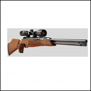Air Arms S 510 XS Regulated Right Hand Beech Rifle | Gamo